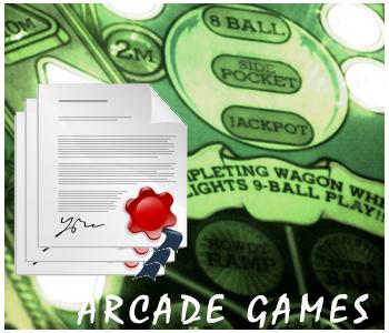 Arcade Games PLR articles