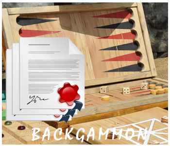 Backgammon PLR articles