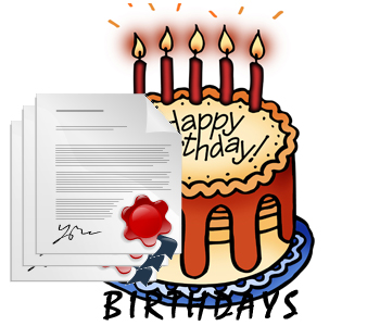 Birthday Party PLR articles