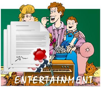 Entertainment PLR articles
