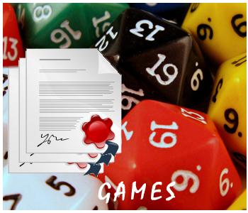 Games PLR articles