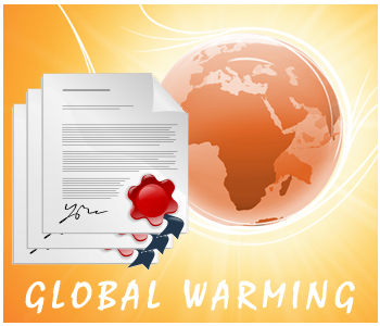 Global Warming PLR articles