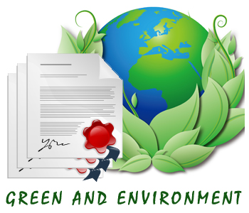 Green PLR articles
