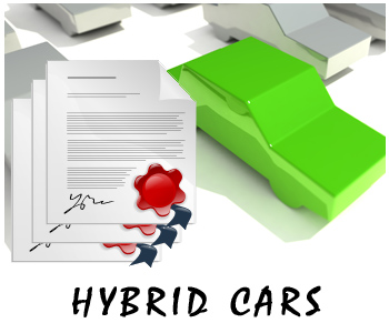 Hybrid Car PLR articles