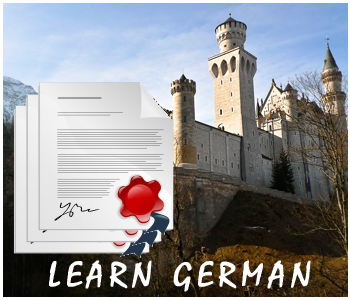 Learn German PLR articles
