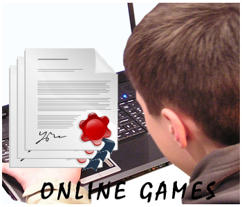 Online Games PLR articles