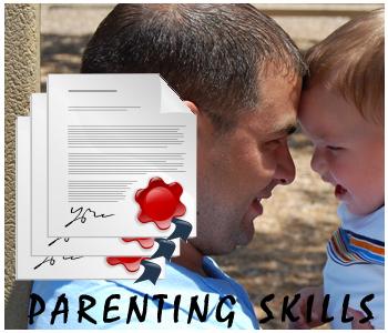 Parenting Skills PLR articles