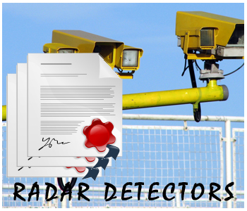 Radar Detector PLR articles
