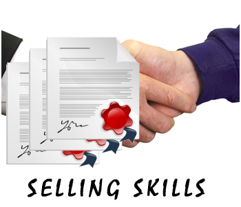 Selling Skills PLR articles