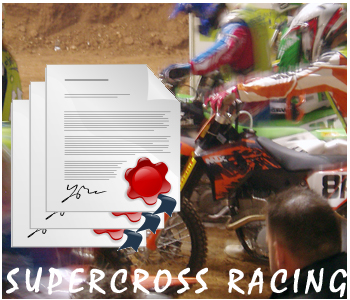 Supercross Racing PLR articles