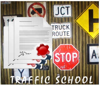 Traffic School PLR articles