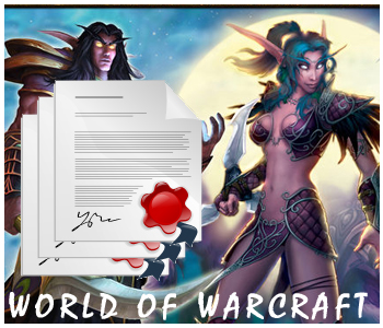 World of Warcraft PLR articles