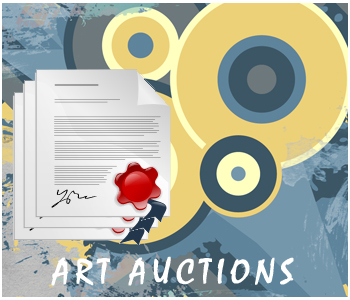 Art Auction PLR Articles