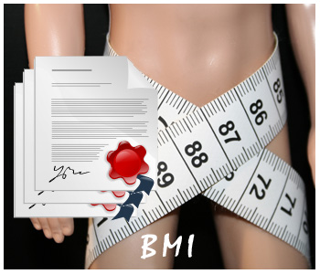 Body Mass Index PLR articles