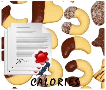 Calories PLR Articles
