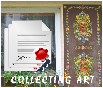 Collecting Art PLR Articles