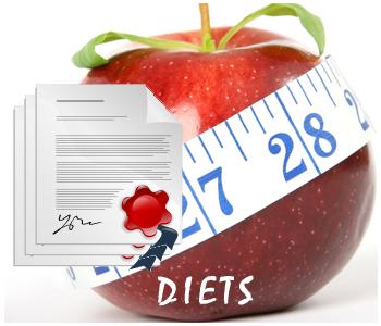 Diet PLR Articles