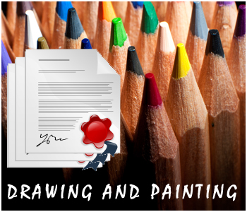 Drawing and Painting PLR Articles