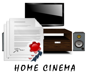 Home Cinema PLR Articles