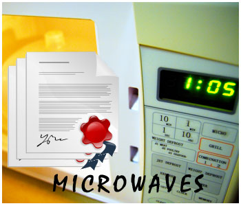 Microwave Oven PLR Articles