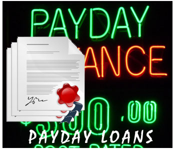 Payday Loans PLR Articles