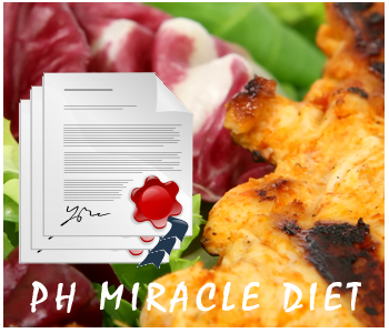 pH Miracle Diet PLR Articles