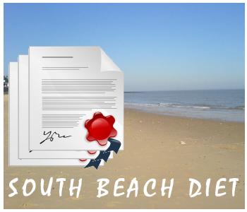 South Beach Diet PLR Articles