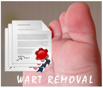 Warts PLR articles