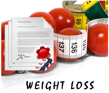 Weight Loss PLR Articles