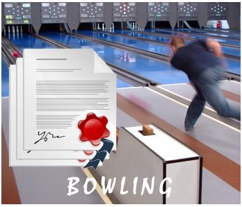 Bowling PLR Articles