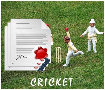 Cricket PLR Articles