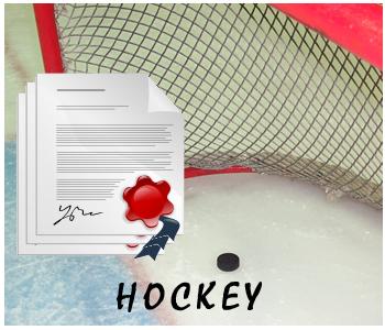 Hockey PLR Articles
