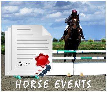 Horse Events PLR Articles