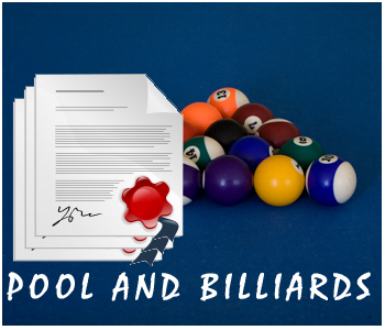 Billiards PLR Articles