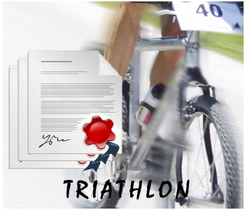 Triathlon PLR Articles