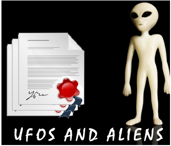 UFO PLR Articles