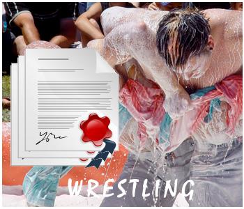 Wrestling PLR Articles